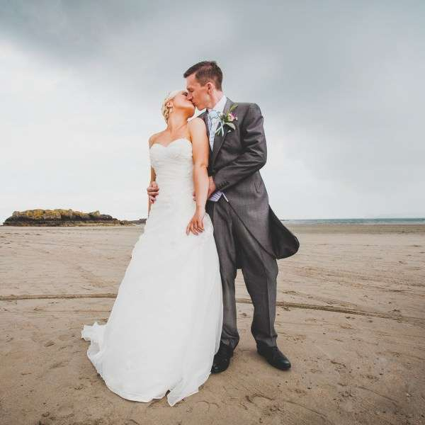 Jackie and Rob - Beautiful Cornish Wedding at Penzance - Mounts bay - Marazion