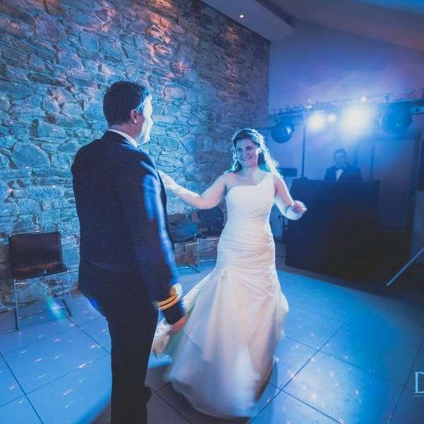 The First Dance - my favourite wedding moment!