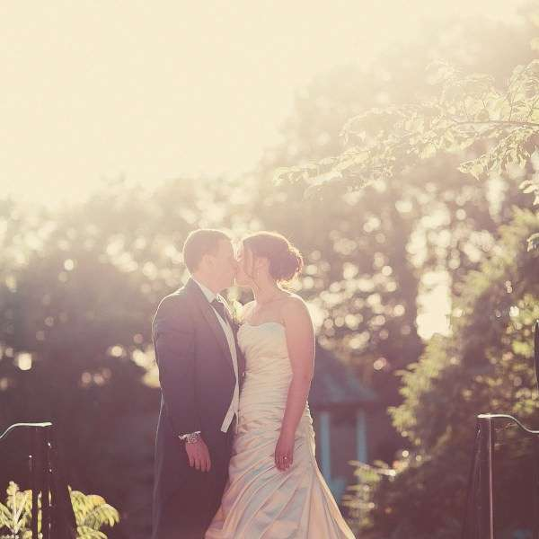 Becks & Andrew - The Old Vicarage Treleigh