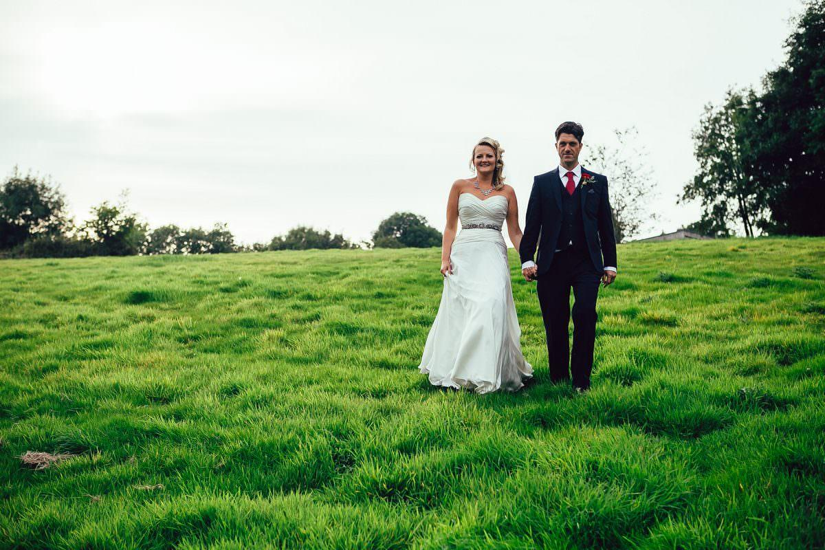 Wedding photographer the Green Cornwall