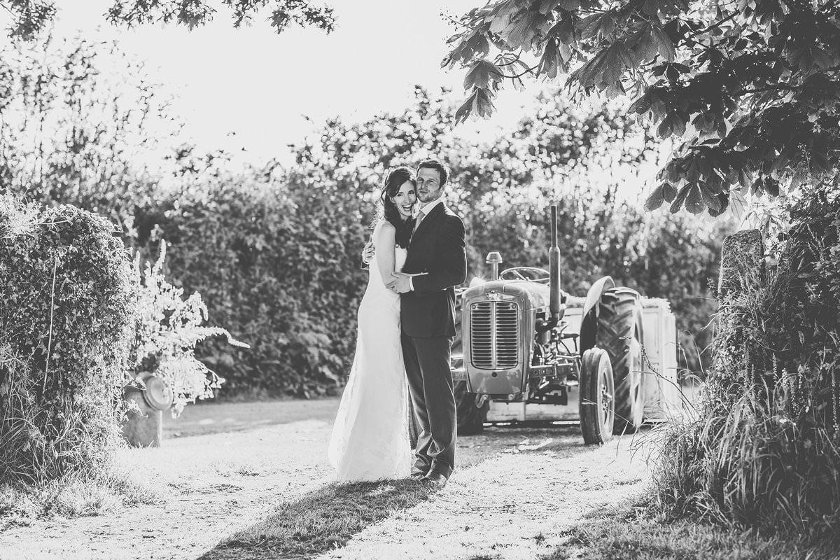 Trenderway Farm Wedding Lostwithiel