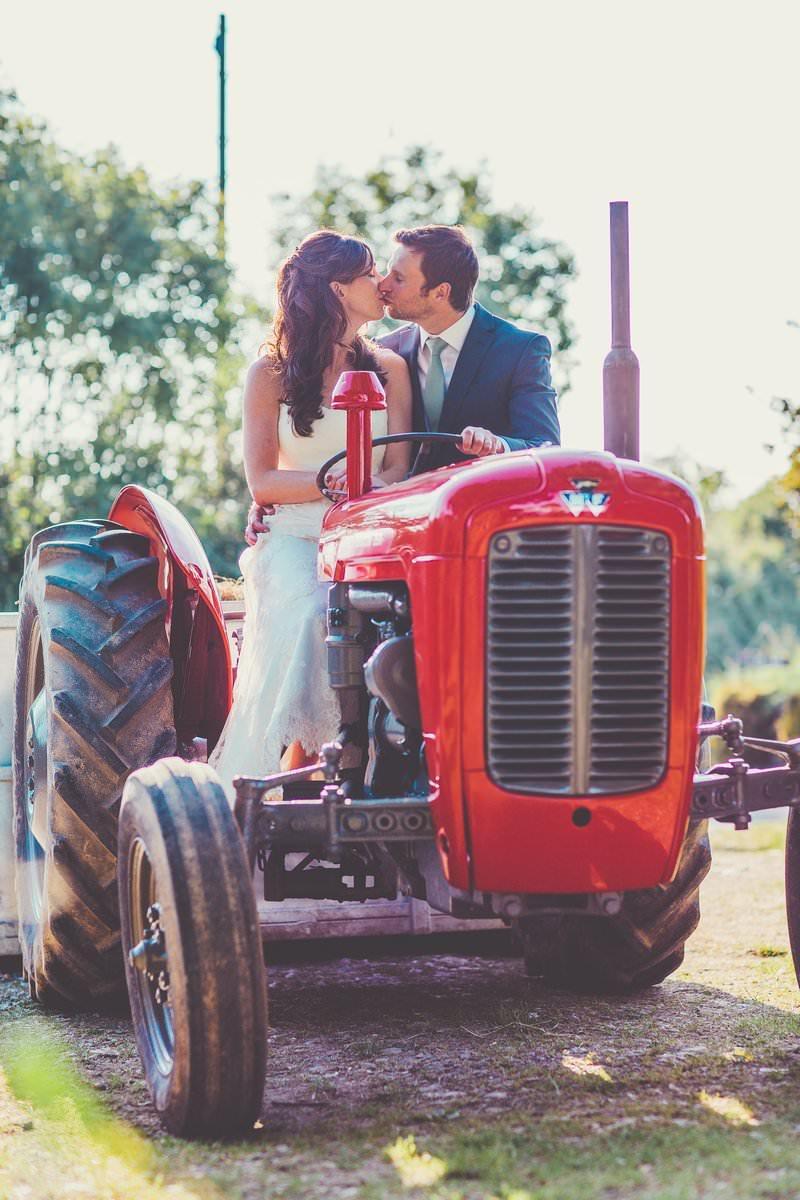 Trenderway Farm Wedding Lostwithiel
