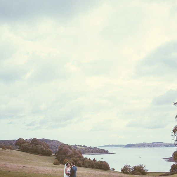 Trelissick House Wedding Preview