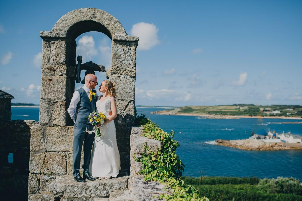 Isles of Scilly Wedding Photography - Owen and Rebecca