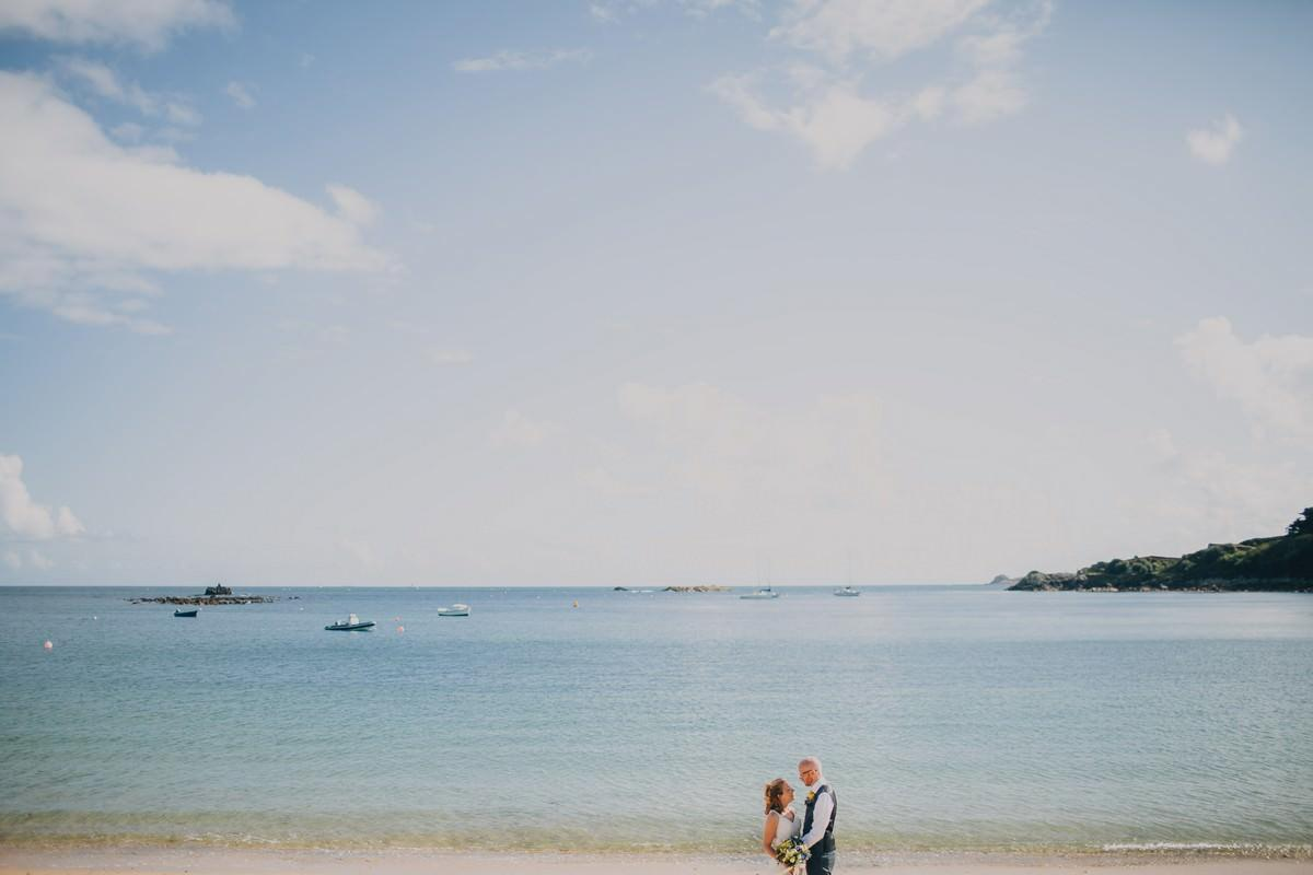 Isles of Scilly Wedding Photographer by Dan Ward Wedding Photography