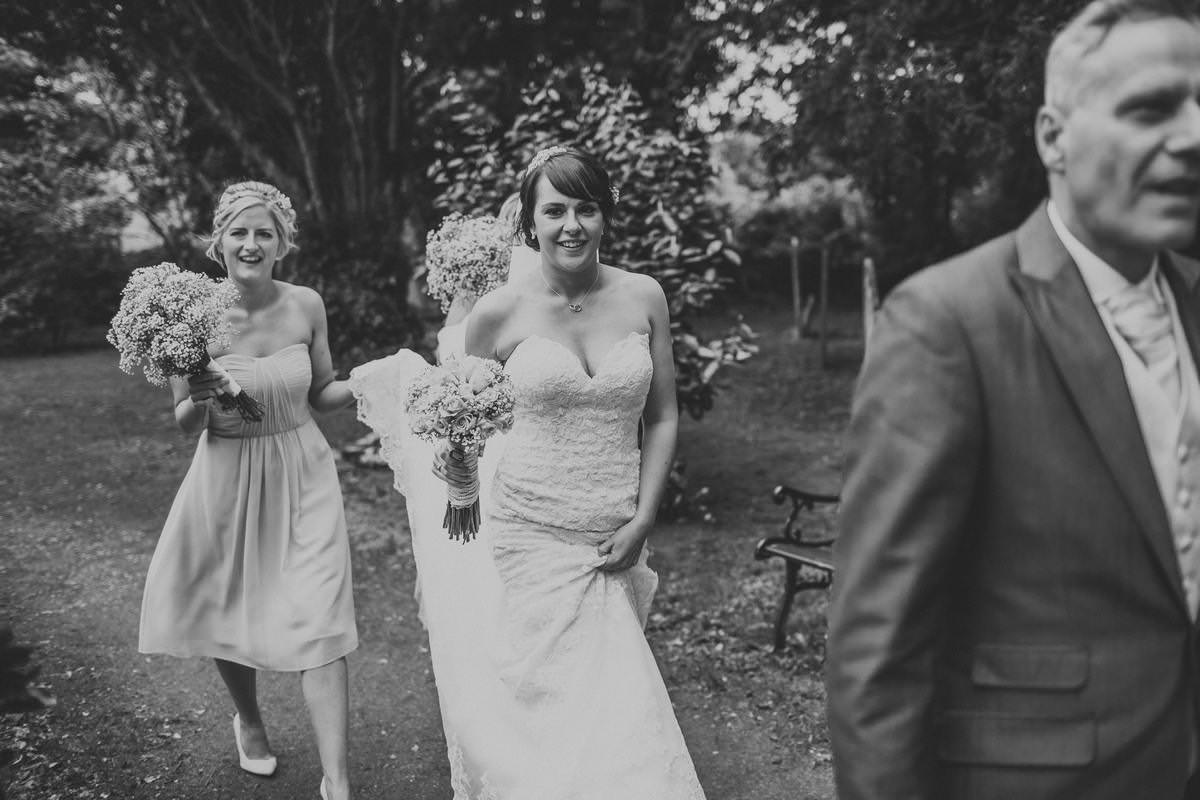 Trelissick Gardens Wedding Photography