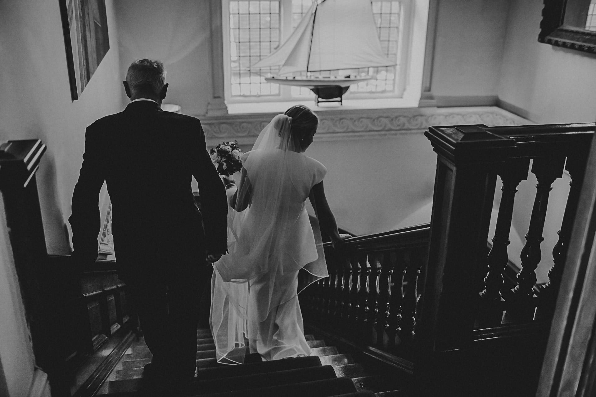 fowey hall wedding photography