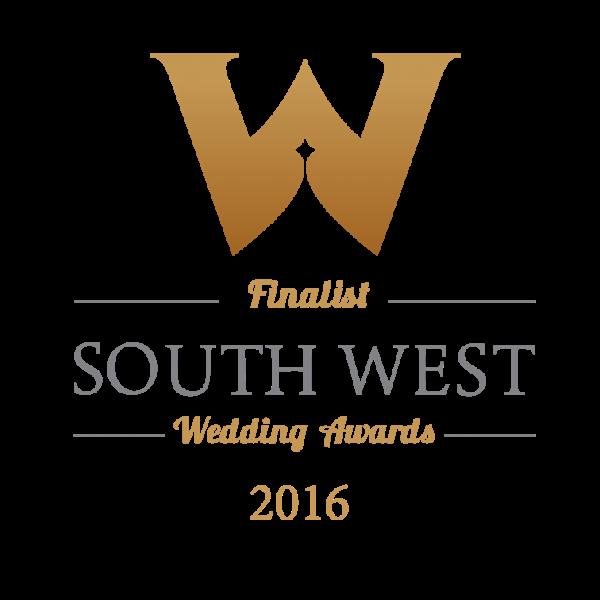 South West Wedding Awards Finalist