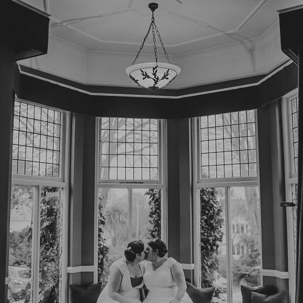 Kate and Rachel - Merchants Manor