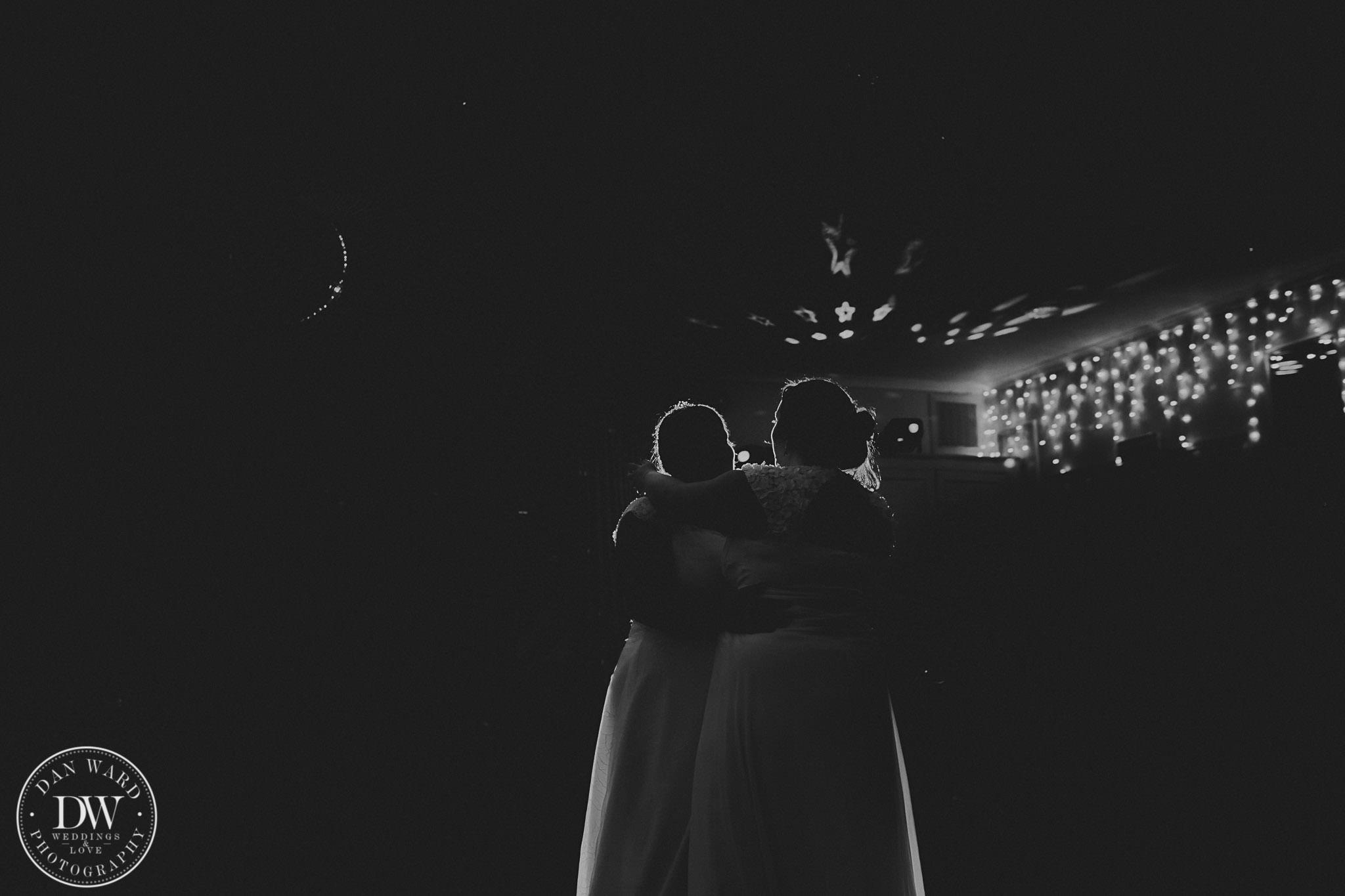 lesbian wedding photographer in cornwall