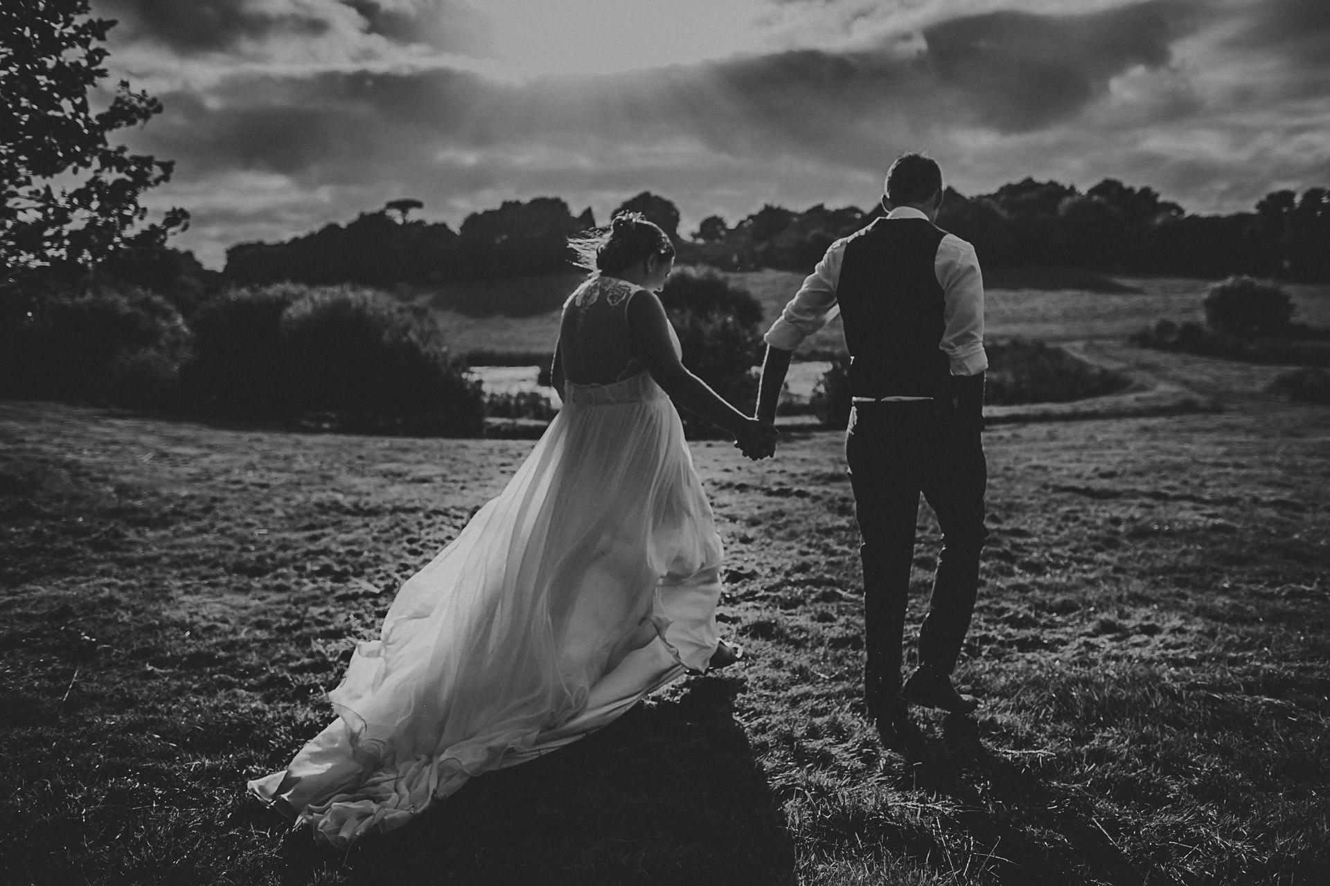 Cornwall Wedding Photographer - Trenderway Farm Hope and Tom