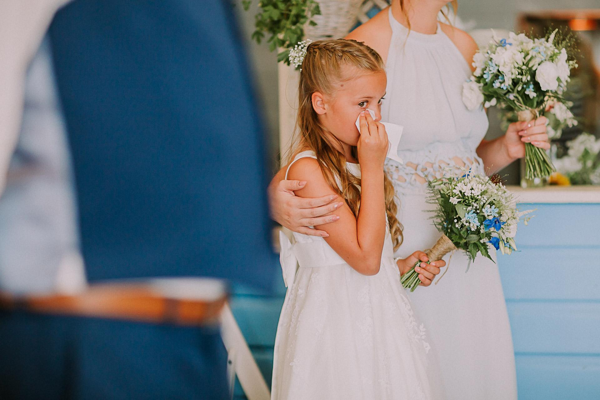 Lusty Glaze wedding Photographer