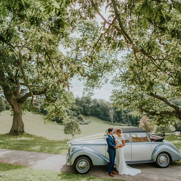 Kristina and Andrew - Trelissick Gardens One Shot Preview