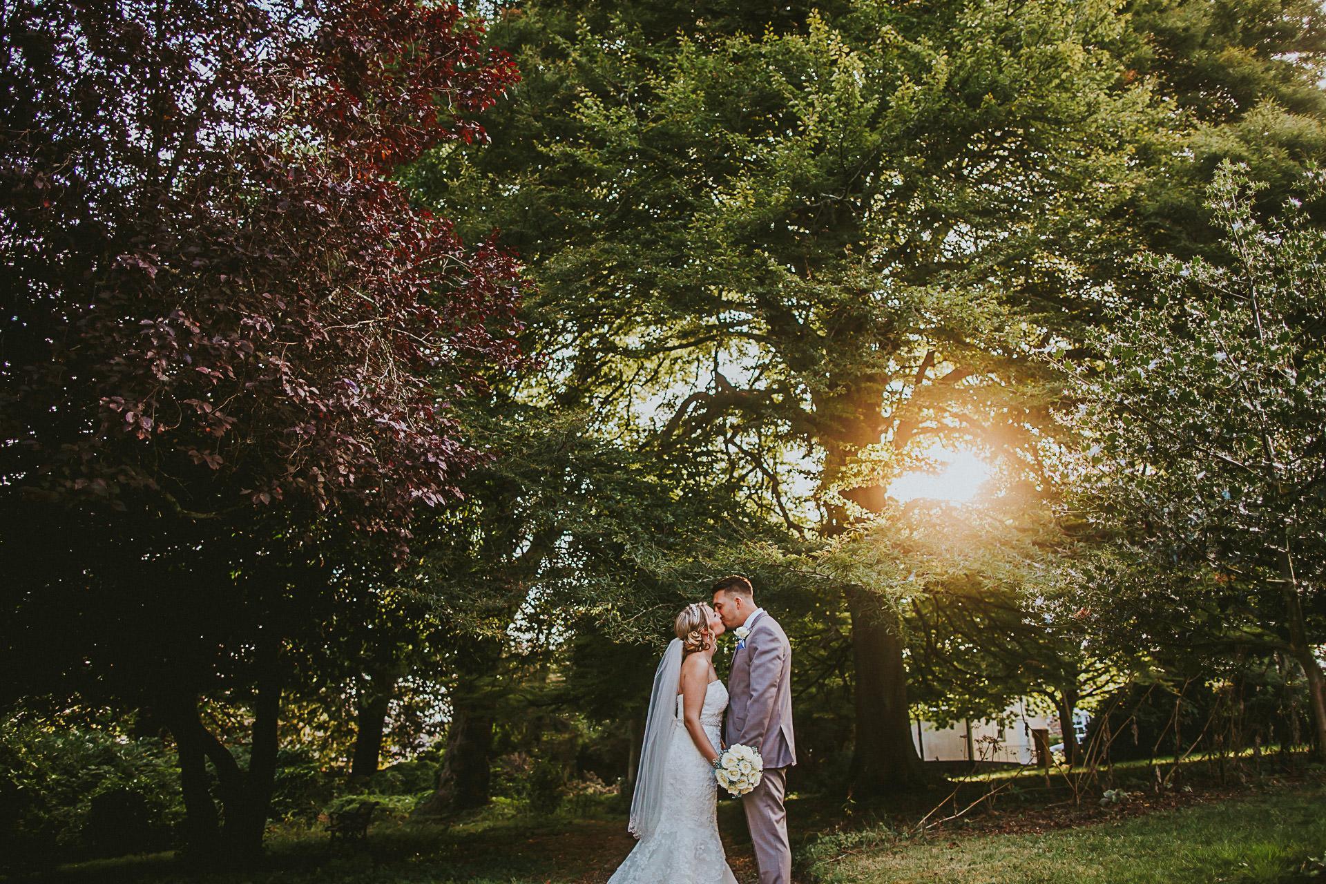 The Alverton Manor - Jenna and Dan Wedding Photographer Cornwall