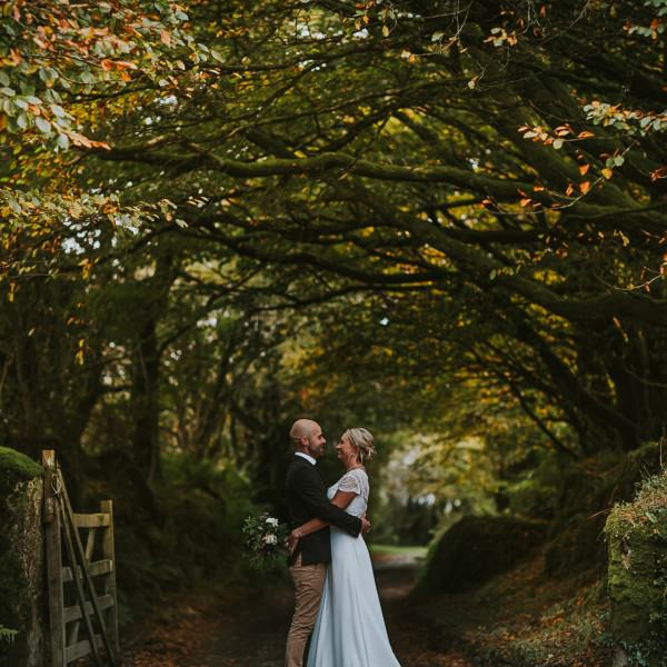 Katey and Matthew - Trevenna Barns One Shot Preview