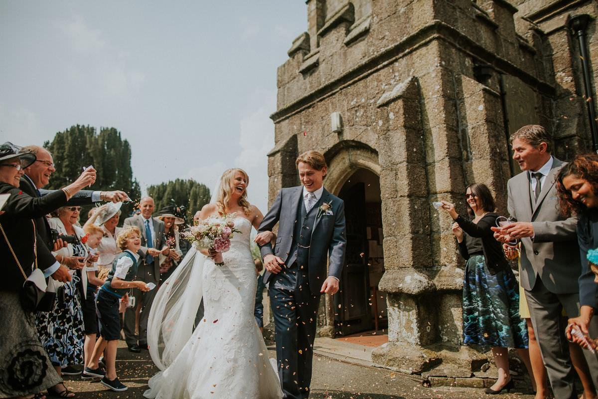 Wedding Photographer in Cornwall