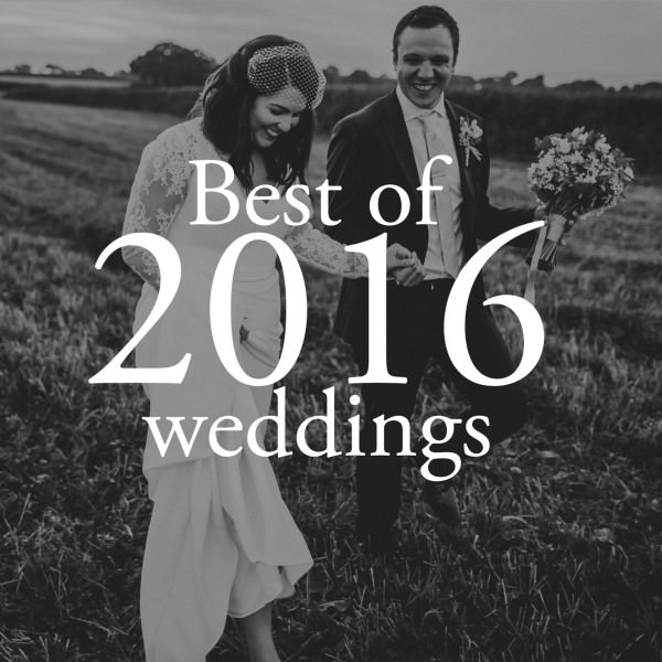 Best of 2016 Wedding Photography