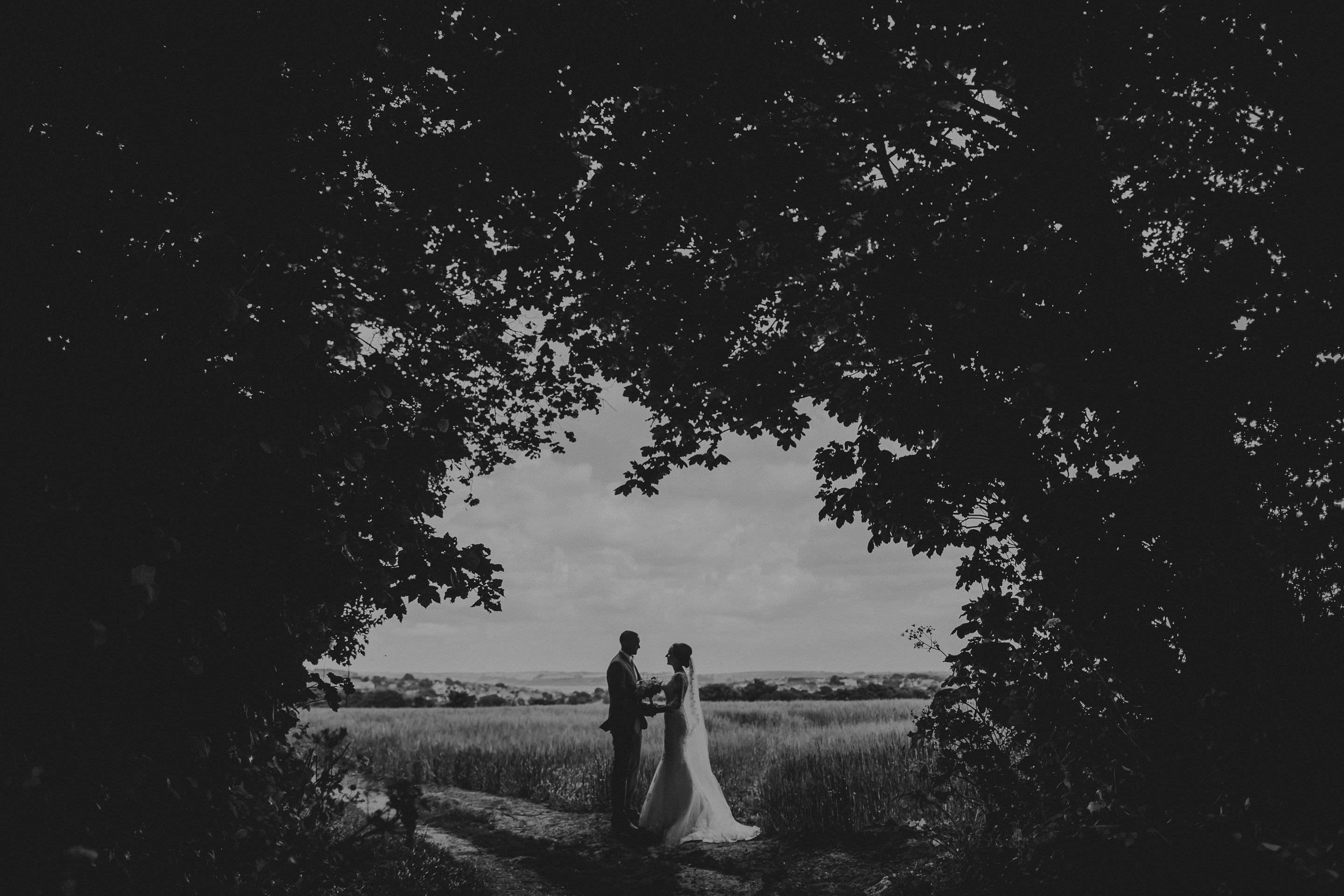 Best of 2016 Cornwall Wedding Photographer - Dan Ward