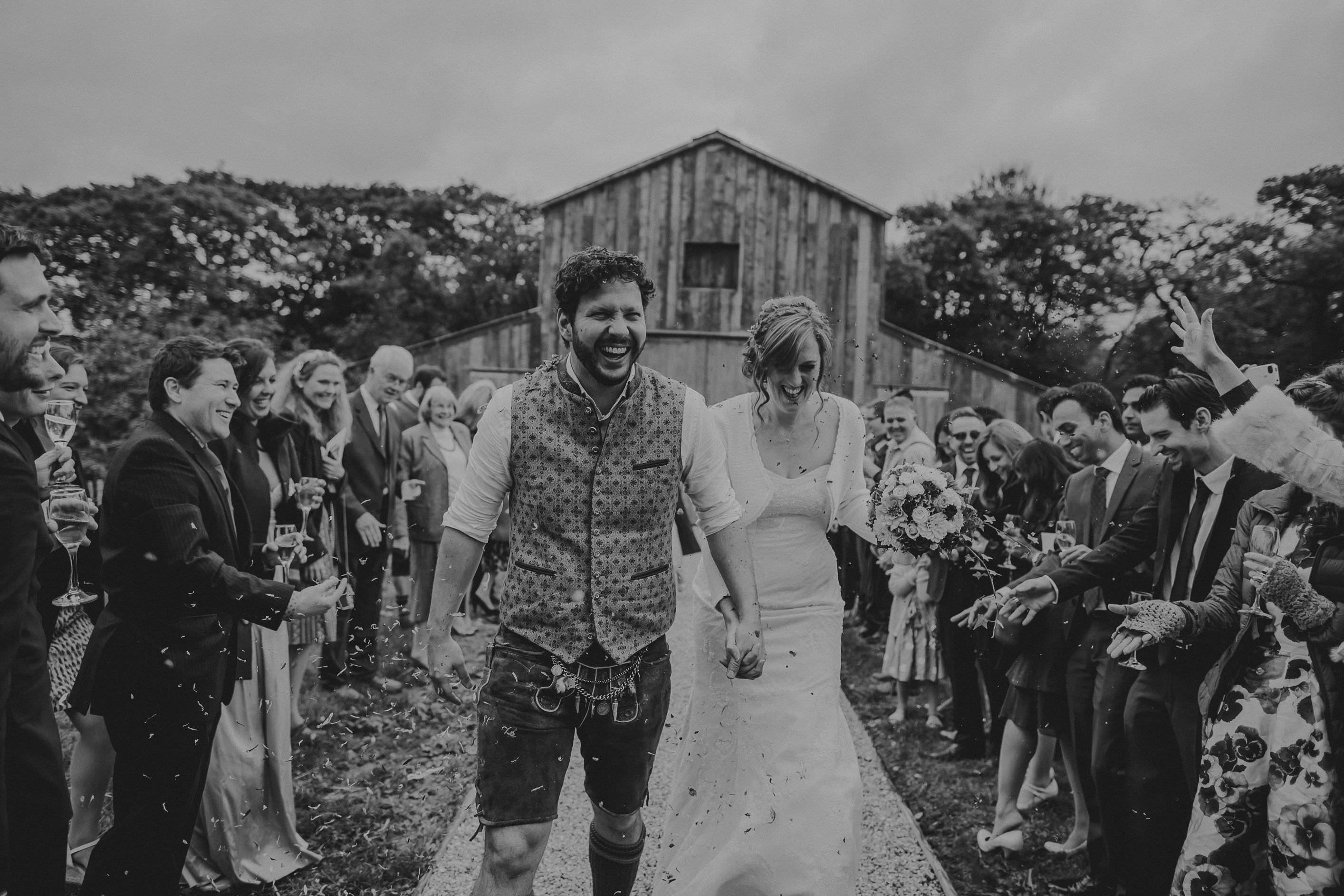 Cornwall and Devon Wedding Photographer - Best of 2016