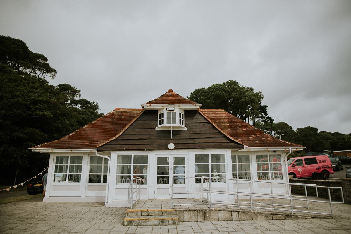 branksome dene chine wedding