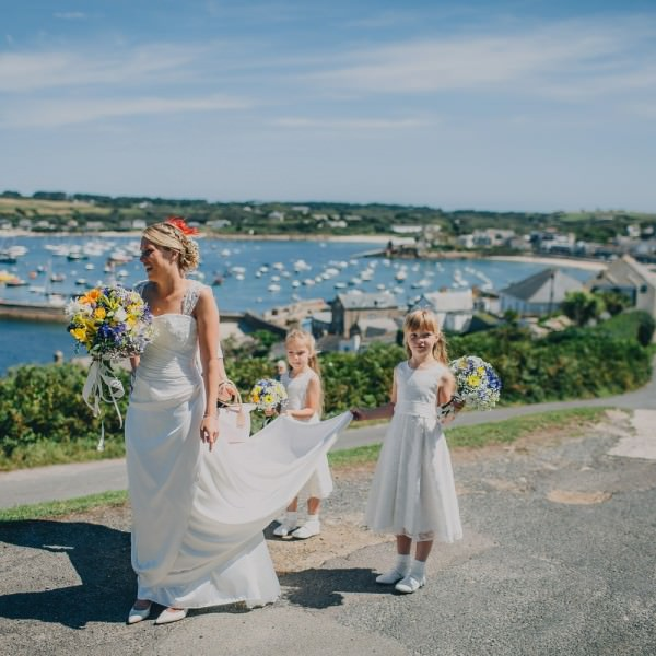 Isles of Scilly Wedding