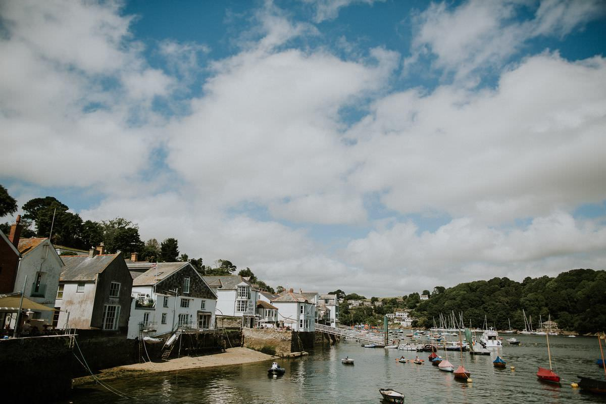 fowey wedding photographer cornwall