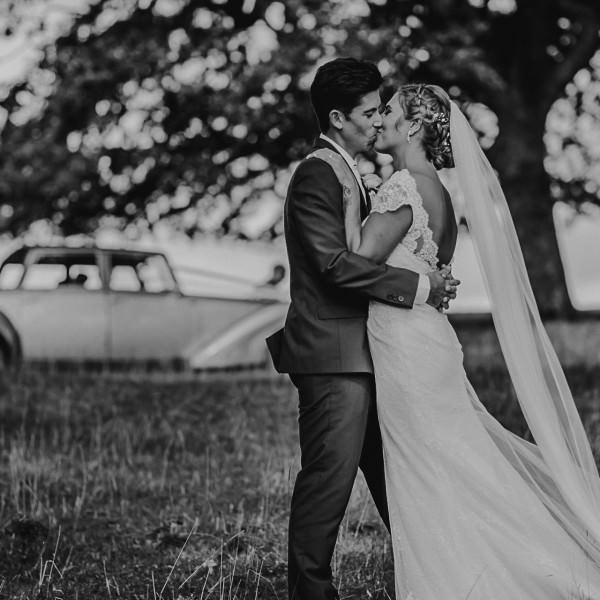 Trelissick Wedding Photographer