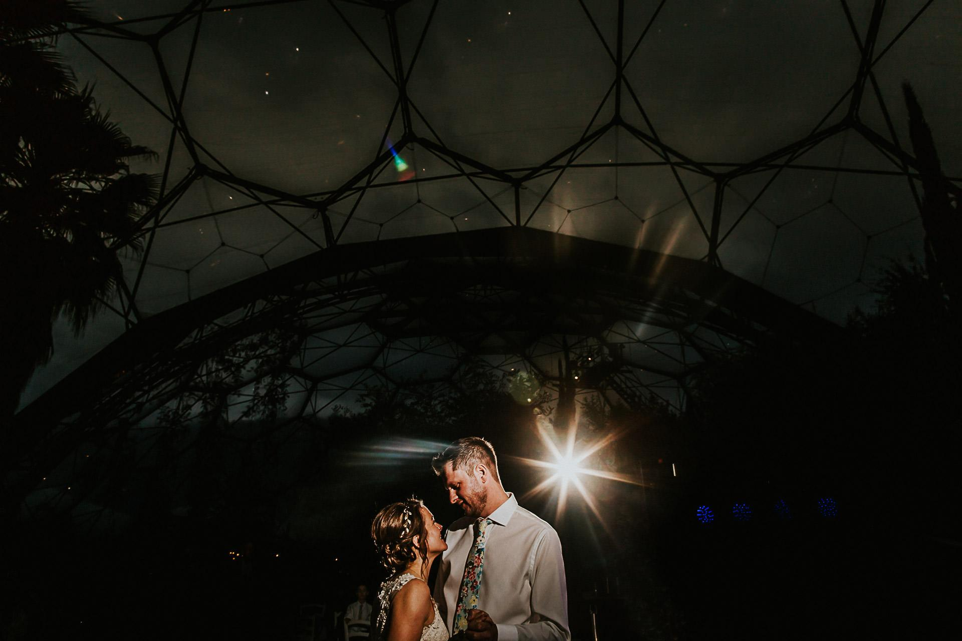 Eden Project Wedding Photographer