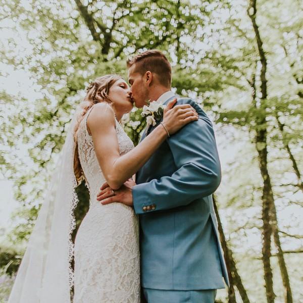 Trevenna Barns Wedding Photographer Preview