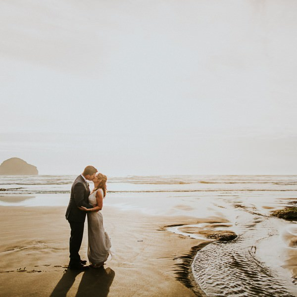Ryan and Charlotte - Trebarwith Strand