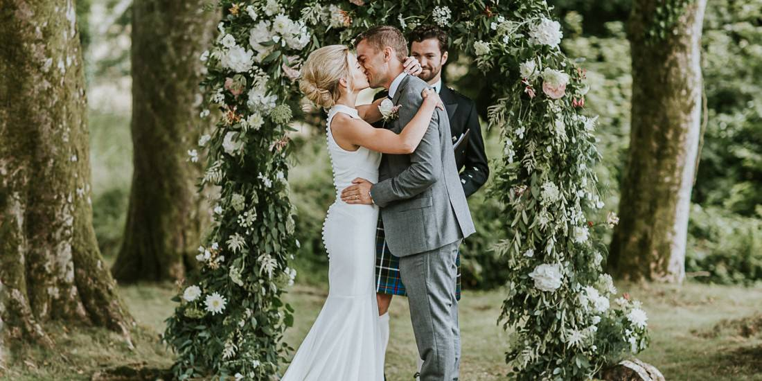 Tredudwell Manor Wedding Photographer