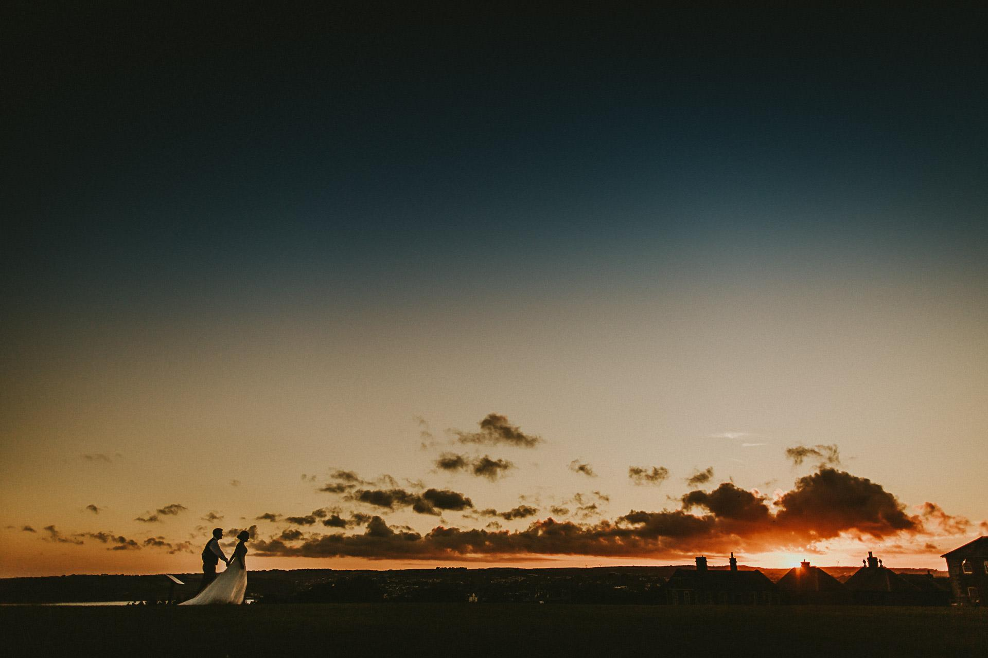 Pendennis Castle Wedding Photography in Falmouth