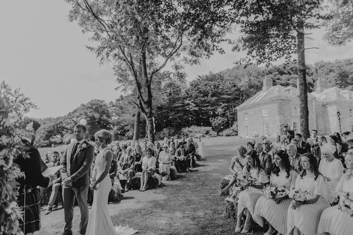 Tredudwell Manor wedding photographer