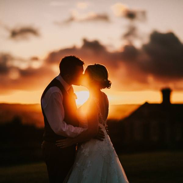 Pendennis Castle Wedding - Kerry and Nick