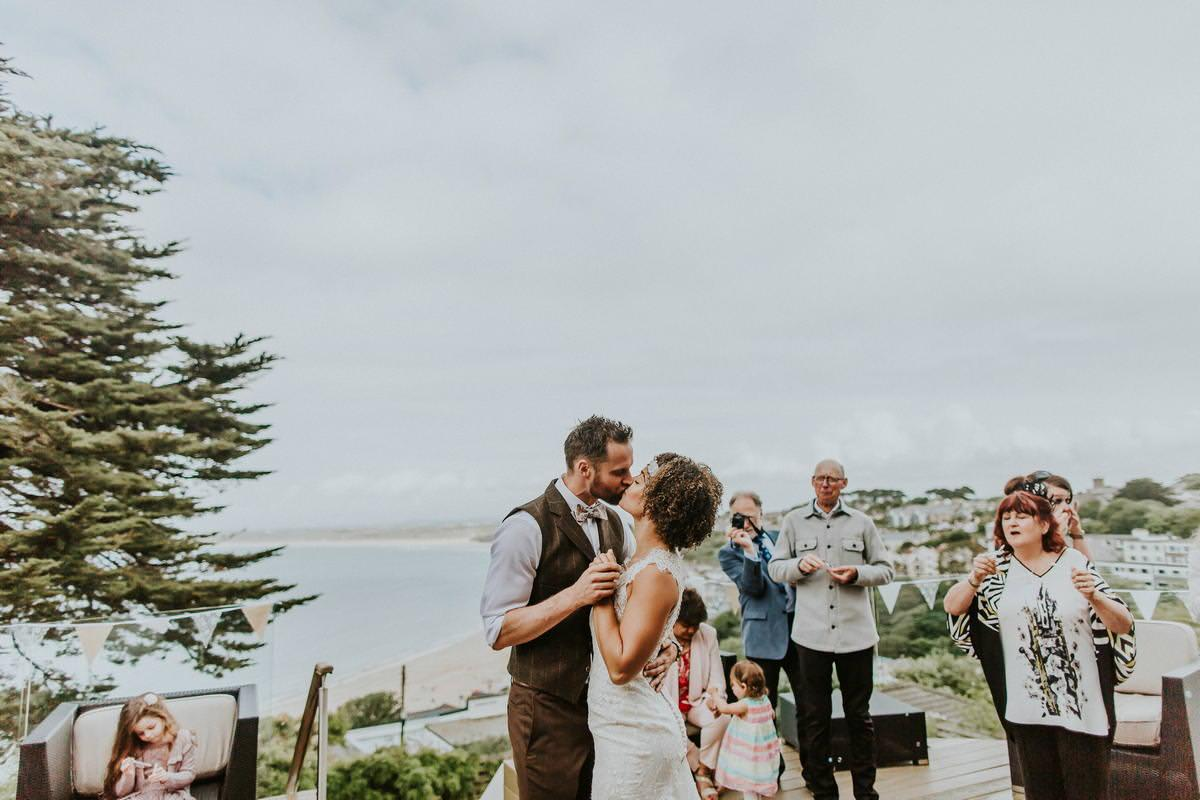 ST IVES WEDDING PHOTOGRAPHER