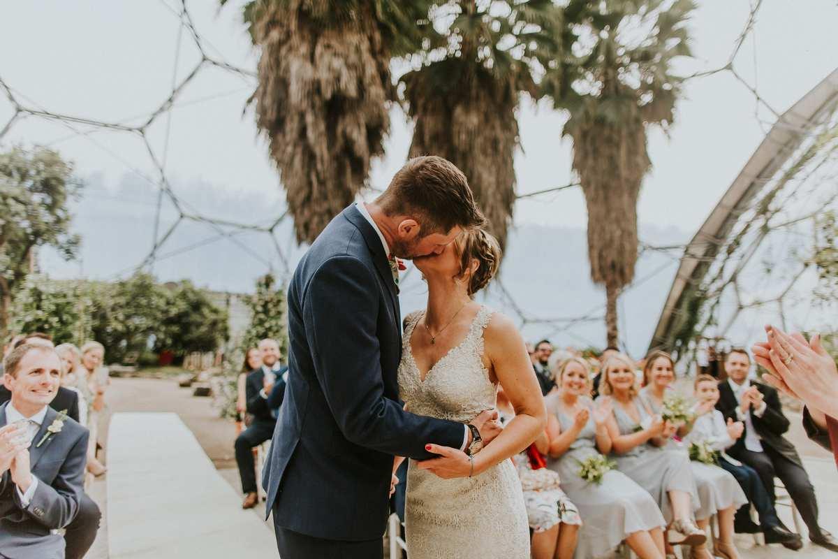 EDEN PROJECT WEDDING PHOTOGRAPHER