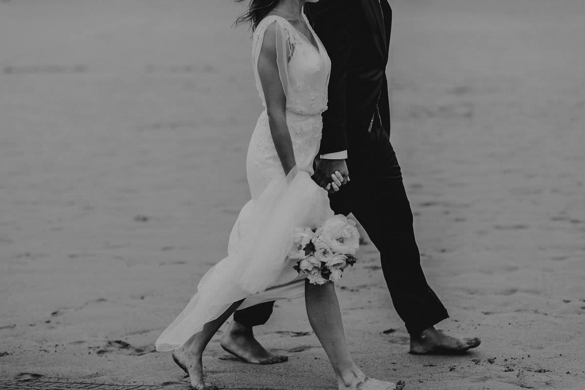 WATERGATE BAY WEDDING PHOTOGRAPHER