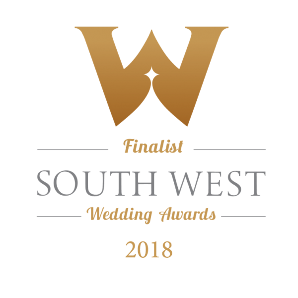South West Wedding Awards Finalist