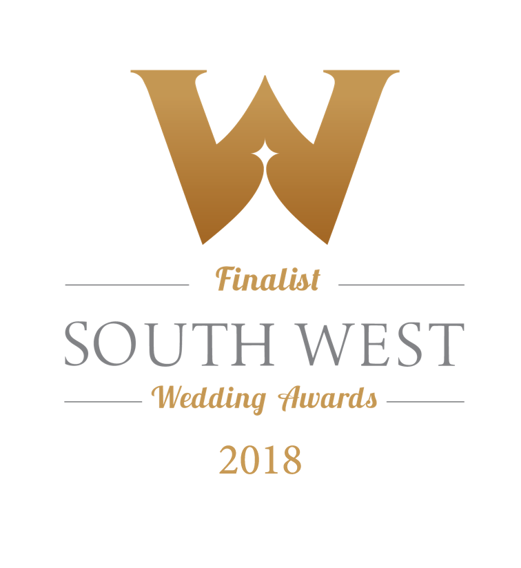 Cornwall wedding awards finalist