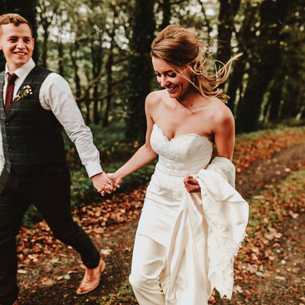 Carmen and Matt - Trevenna Barns Preview