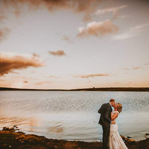 Trevenna Barns Wedding Photography - Holly and James One shot Preview