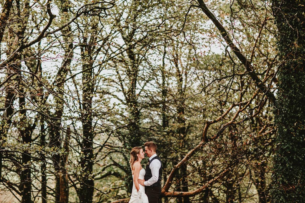 TREVENNA WEDDING PHOTOGRAPHER