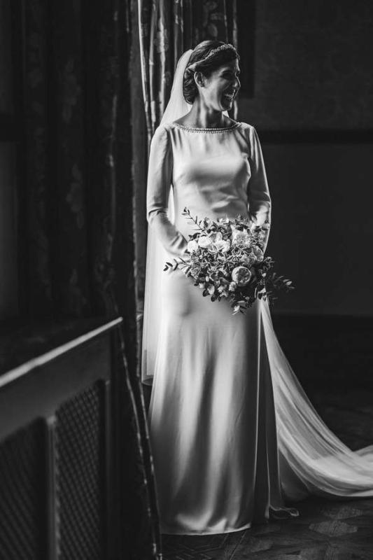 Huntsham court wedding photographer