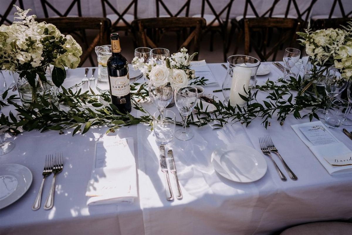 Trewornan Manor Wedding